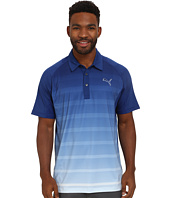 PUMA Golf - Titan Stripe Polo