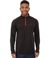 PUMA Golf - Solid 1/4 Zip Popover