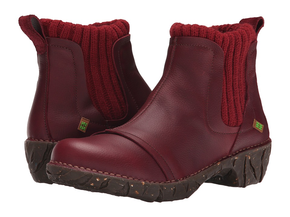El Naturalista Yggdrasil NE23 Rioja Womens Shoes