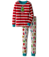 Hatley Kids - Harvest Pears PJ Set (Toddler/Little Kids/Big Kids)