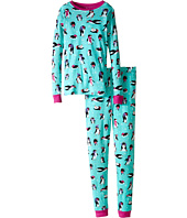 Hatley Kids - Cool Penguins PJ Set (Toddler/Little Kids/Big Kids)