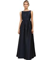Adrianna Papell - Sleeveless Mikado Ball Gown