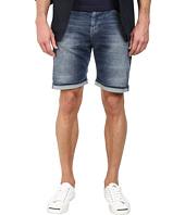 Mavi Jeans - Brian Mid Rise Shorts in Indigo Sporty