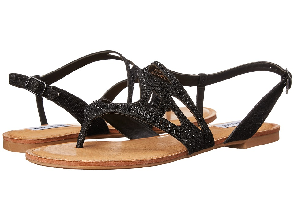 Not Rated Brentwood Black Womens Sandals