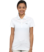 PUMA Golf - Chevron Polo
