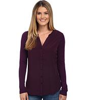 NYDJ - Woven Sweater Combo Cardigan