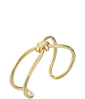 Giles & Brother - Skinny X Knot Cuff Bracelet