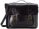 Dr. Martens 15 Leather Satchel (Black)