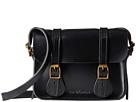 Dr. Martens 7 Leather Satchel (Black)