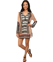 Dylan by True Grit - 3/4 Sleeve Tunic Dress