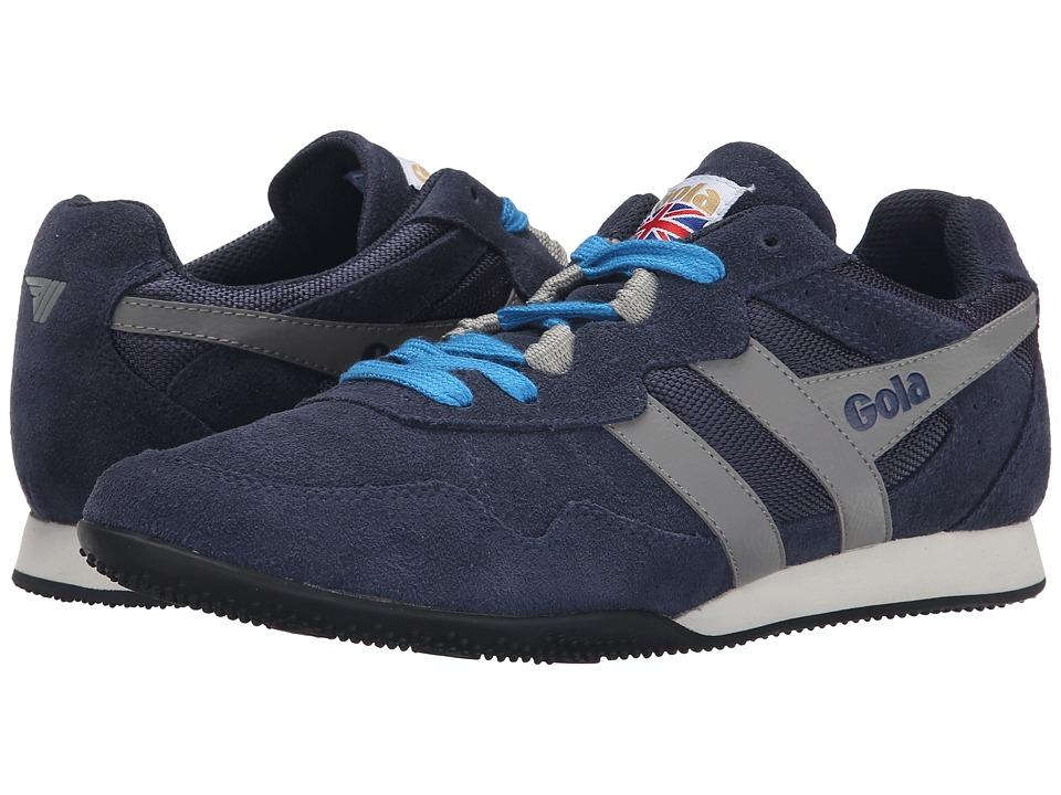 Gola - Sprinter Suede (Navy/Grey) Men