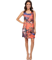 Nally & Millie - Printed Jacard Dress