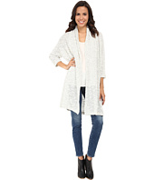 Nally & Millie - 3/4 Sleeve Textured Cover-Up