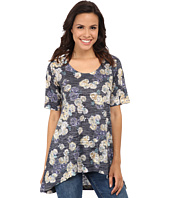 Nally & Millie - Floral High-Low Tunic
