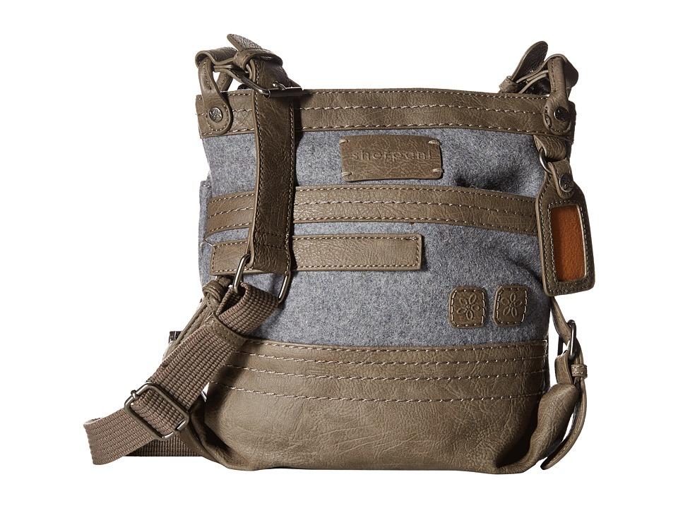 Sherpani Luna Wool Cross Body Handbags
