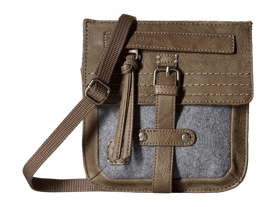 Sherpani - Piper Mini Crossbody (Wool) Cross Body Handbags