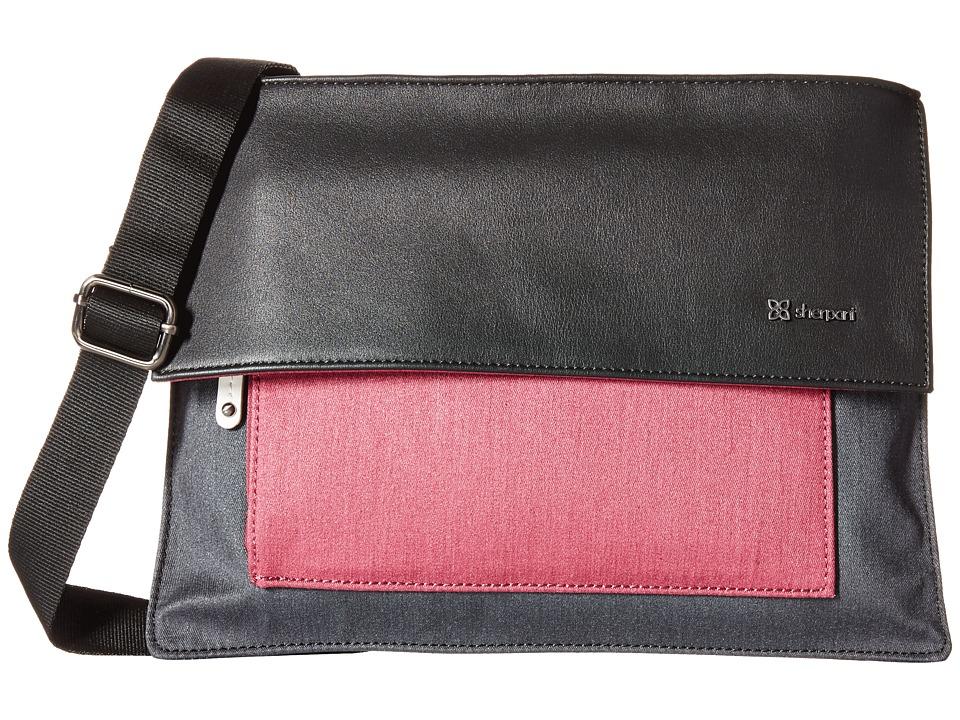 Sherpani - Viso Crossbody Bag (Ruby) Cross Body Handbags