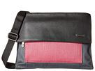 Sherpani Viso Crossbody Bag (Ruby)