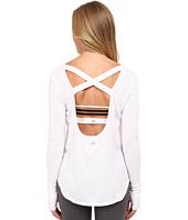 ALO - Lotus Fleece Long Sleeve Top