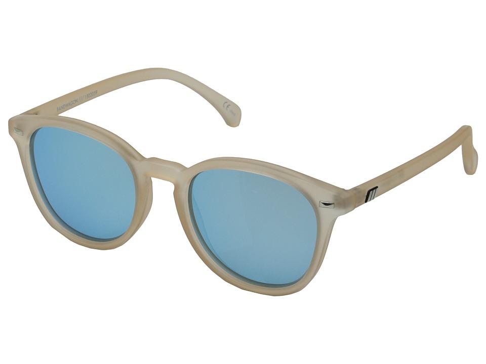 Le Specs Bandwagon Raw Sugar Fashion Sunglasses