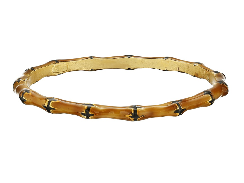 Kenneth Jay Lane - Bamboo Bracelet (Brown) Bracelet