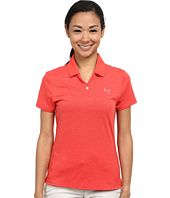 PUMA Golf - Mesh Stripe Polo