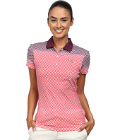 PUMA Golf - Chevron Fade Polo