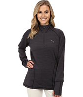 PUMA Golf - Heather Quarter Zip Popover
