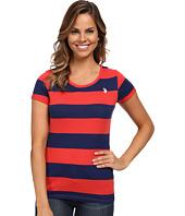 U.S. POLO ASSN. - Wide Stripes T-shirt