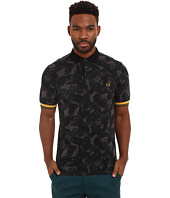Fred Perry - Camouflage Pique Shirt