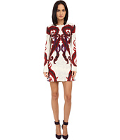 Just Cavalli - Josephine Long Sleeve Printed Dress