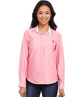 U.S. POLO ASSN. - Solid Oxford Shirt