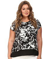 Mynt 1792 - Plus Size Crop Top