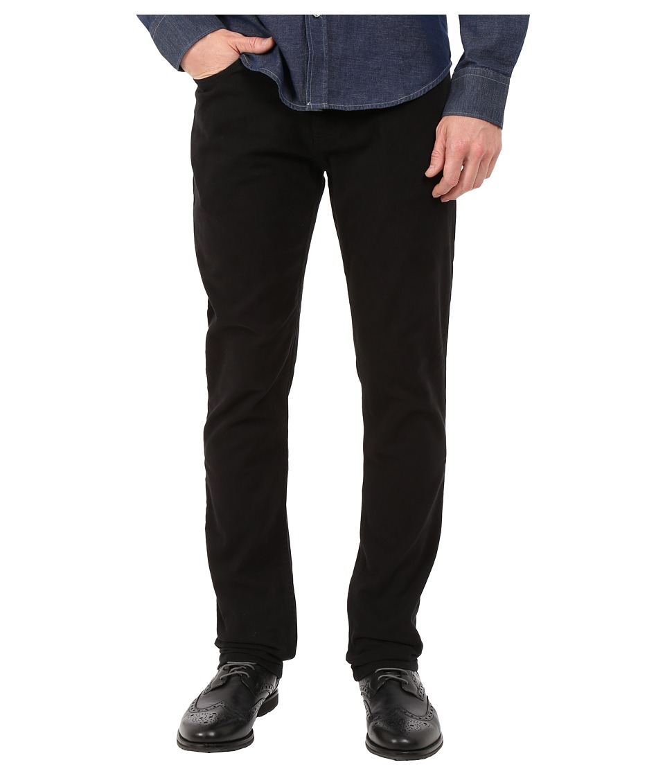 Rodd amp Gunn Barters Five Pocket Jeans Onyx Mens Casual Pants