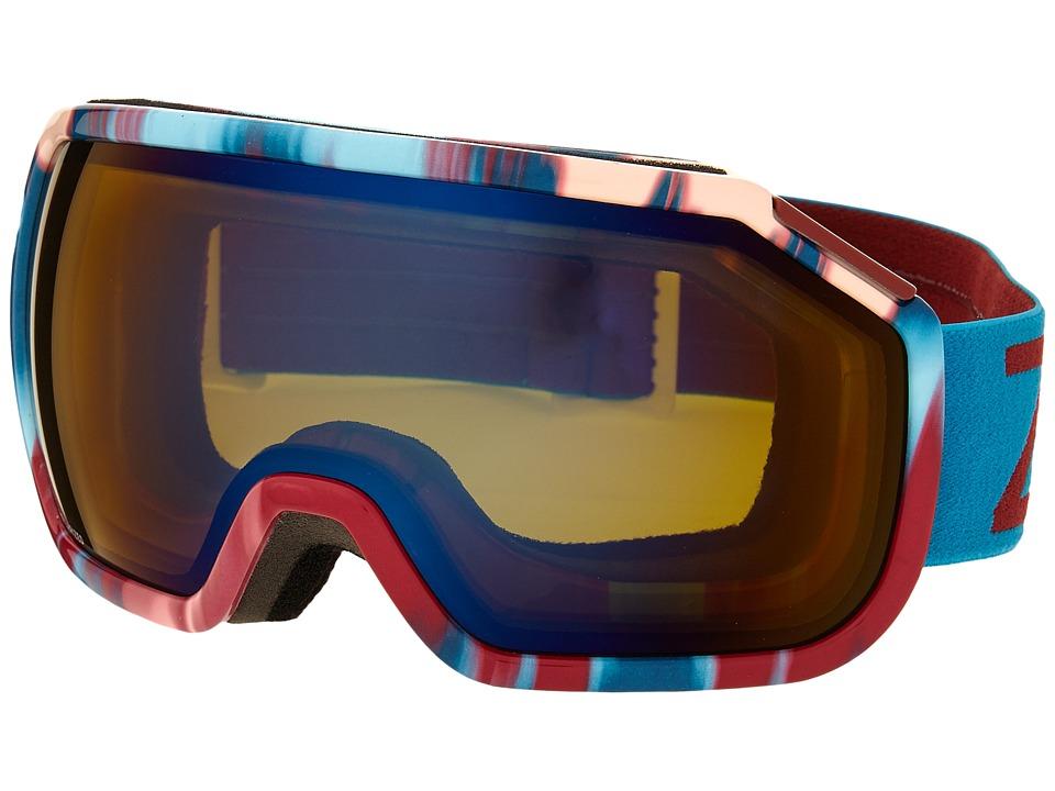 Zeal Optics Fargo (Ikat/Polarized Bluebird HT Lens) Goggles