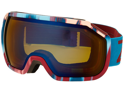 Zeal Optics Fargo - Ikat/Polarized Bluebird HT Lens