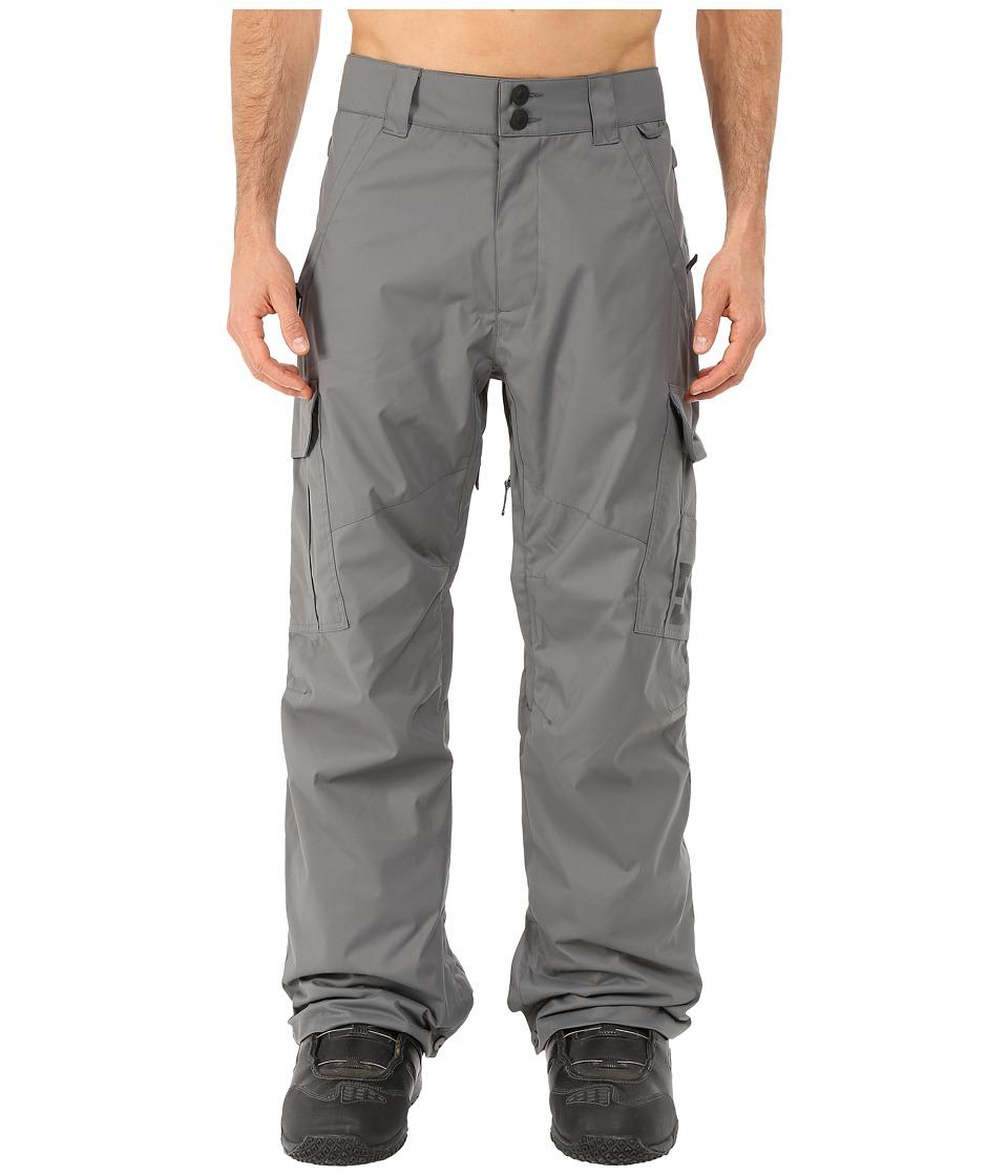 DC Banshee Snow Pants Pewter Mens Casual Pants