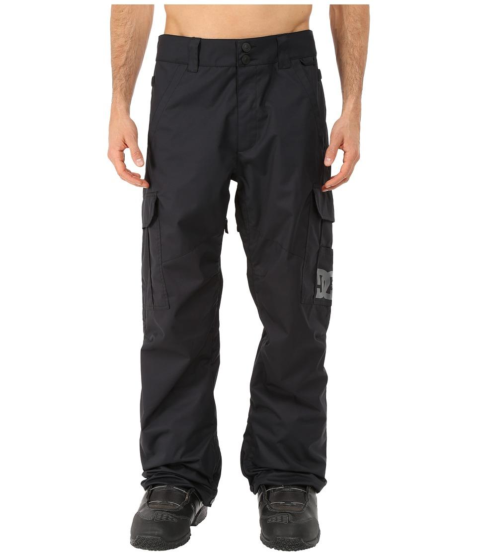 DC Banshee Snow Pants Anthracite Mens Casual Pants