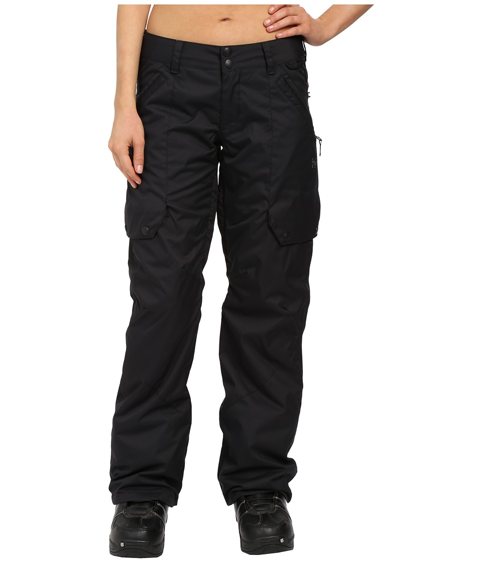 DC Ace J Snow Pants Anthracite Womens Casual Pants