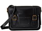 Dr. Martens 11 Leather Satchel (Black)