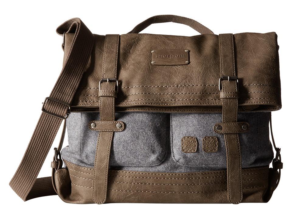Sherpani - Petra Messenger (Wool) Messenger Bags