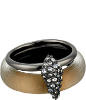 Alexis Bittar - Crystal Encrusted Movable Band Ring