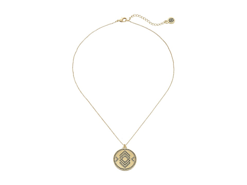 House of Harlow 1960 - Andes Reversible Coin Necklace