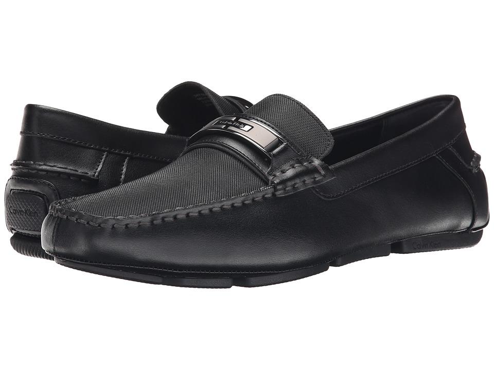 Calvin Klein - Mchale (Black Diamond Leather) Men