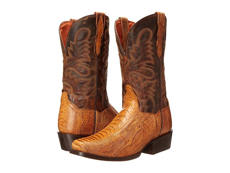 Dan Post Yuma (Saddle Tan) Cowboy Boots
