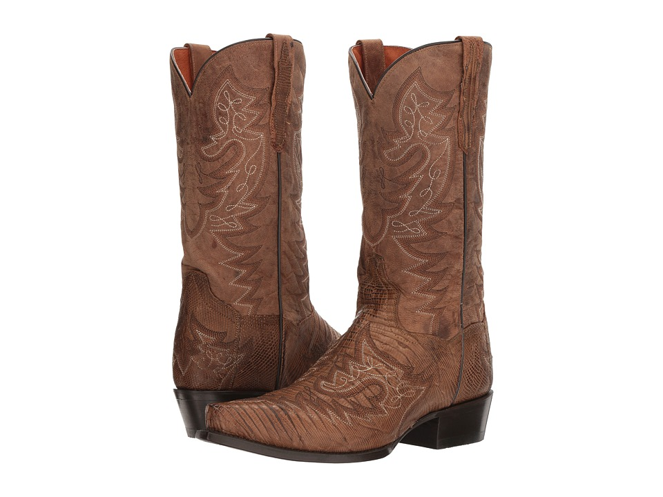 Dan Post Ashville Bay Apache Cowboy Boots