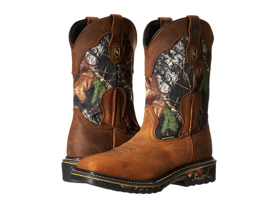 Dan Post - Hunter (Saddle Tan) Cowboy Boots