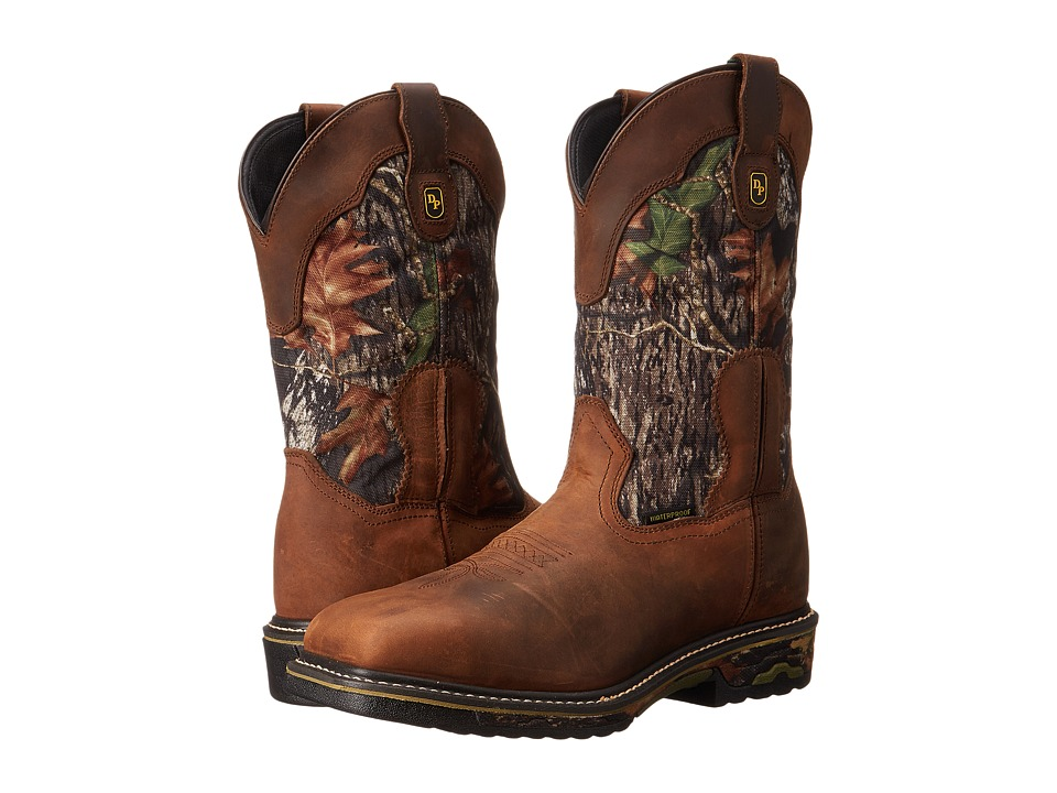 Dan Post Hunter ST (Saddle Tan) Cowboy Boots
