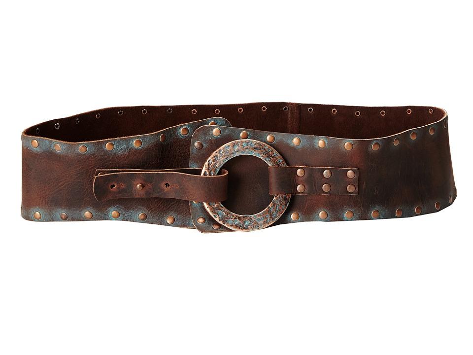 Leatherock 1488 Black Walnut Womens Belts