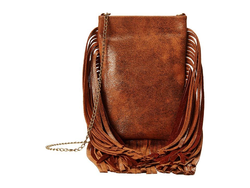 Leatherock - CP59 (Brandy) Handbags